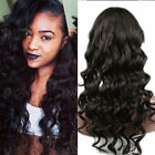 Best Italian Virgin Human Hair Wig Lace Front Natural Full Lace Wigs Loose KX68