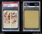 1941 Double Play #81 Ted Williams / Joe Cronin  / 82 Red Sox PSA 4 - VG/EX