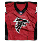 "Choose Your NFL Team 60"" Football Jersey Design Full Warm Winter Blanket"