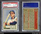 1952 Topps #96 Willard Marshall Braves PSA 6 - EX/MT