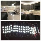 US 10FT~500FT Closet Kitchen Under Cabinet Counter LED Strip Light +Remote+Power