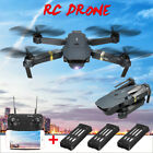 Eachine E58 WIFI FPV 2MP HD Camera Foldable Arm RC Drone Quadcopter Xmas Gift