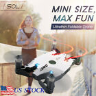 New JJRC H49 SOL WIFI FPV Ultrathin Foldable Selfie Drone RC Quadcopter RTF USA