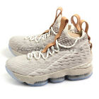 Nike LeBron 15 XV (GS) String/Vachetta Tan-Sail James Ghost 2017 922811-200
