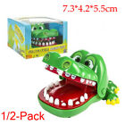 Kyпить 1/2 Funny Big Crocodile Mouth Dentist Bite Finger Toy Family Game For Kids Xmas  на еВаy.соm