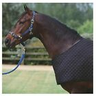 Roma Deluxe Black Quilted Shoulder Guard