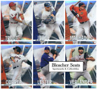 2017 Topps Finest Baseball - Base Set and RC Cards - Pick From Card #'s 1-100