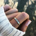 Vintage Mom Mother Silver Rings Holiday Gifts Love Jewelry