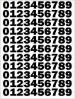 20mm Numbers. Use for around the house, on bins, signs, sports, display etc.