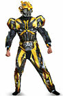 Brand New Transformers Bumblebee Deluxe Adult Costume