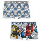 Transformers: Men's Boxer Shorts 2 Pack - New & Official Hasbro merchandise