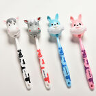 Kids Baby Toddler Cute Cow Rabbit Soft Toothbrush Oral Dental Care 1PC QH