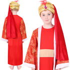 CHILDS KIDS WISE MAN COSTUME NATIVITY KING FANCY DRESS KIDS SCHOOL PLAY BALTHAZA