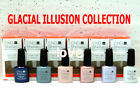 CND Shellac Gel Color GLACIAL ILLUSION COLLECTION 7.3ml/0.25oz /Choose Any Color