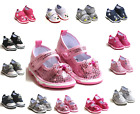 New Adorable Baby Toddler Girls Squeaky Shoes 4 Colors Size 1-2-3-4-5-6