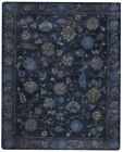 Capel Williamsburg Dexter Hand Knotted Wool Area Rug Blue Ocean 1772 450 NEW