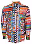 NEW Robert Graham Limited Edition Numbered VALLEY OF THE KINGS Sports Shirt