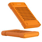 "Breathable Shockproof External 2.5"" Hard Drive Protective Case for 7/9.5 mm SSD"