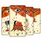 HEAD CASE DESIGNS AUTUMN CRITTERS SOFT GEL CASE FOR NOKIA PHONES 1