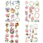 DIY Diary Planner Stickers Labels Deco Cute Alphabet Stickers Sheets Craft