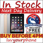 Apple iPad Air 2 16GB 32GB 64GB 128GB WiFi + 4G Unlocked AU Stock