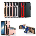 For IPhone 7 8  X Case Cover Original Hard PC Hybrid Armor Phone Case Shockproof