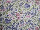 Sweet Vine in pinks and purples 100% cotton fabric from Michael Miller