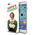 Buddy The Elf Christmas Hard Phone Case Cover For All iPhone Mobile Phones