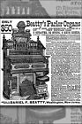 Poster, Many Sizes; Advertisement For Beatty'S Parlor Pum...