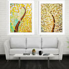 Flower Tree Canvas Abstract Painting Print Picture Art Wall Decor Unframed