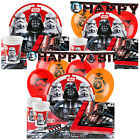 Star Wars Birthday Party Pack Tableware Kits - For 8 or 16 Guests
