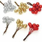 10PC Hot Fruit Hanging Christmas Tree Decor Ornament Xmas Baubles