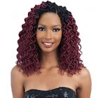 CURLY FAUX LOC SMALL - FREETRESS SYNTEHTIC CROCHET BRAID DREAD LOCKS