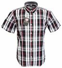 Warrior Moore Black 100% Cotton Short Sleeved Shirts Small to 5Xlarge