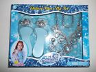 Pretty Girl Ice Princess Dress Up Play Set
