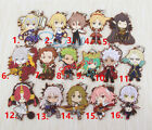 New Anime Fate/Apocrypha rubber Keychain Key Ring Rare straps cosplay hot