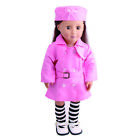 Dolls Dress Clothes Outfits Pajamas Shoes for 18* American Girl Madame Alexander