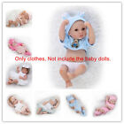 Fit for 10-11'' Reborn Baby Dolls Outfit Clothes Boy Girl Doll Clothing Dress