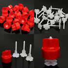 100 Professional Tile Flat Leveling System Wall Floor Spacers Strap Device Tools