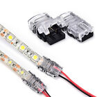 1 pc 2 pin led strip to wire connector 8mm/10mm tape light connector conductorho