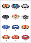 Off-Road Motocross MX Dirt Bikes Motorcycle Goggle Ski Riding Glasses Eyewear
