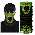 Clown Cycling Motorcycle Neck Tube Ski Scarf Face Mask Headband for Fishing Ski