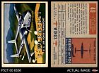 1952 Topps Wings #40 C-82 Packet EX