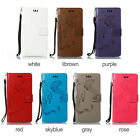 For Samsung Galaxy Wallet Case Cover PU Leather Card Holder Flip Full Protection