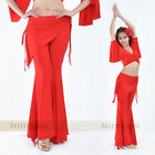 NEW Tribal Long Pants for dance Belly Dance Costumes Practice Dancewear Trousers