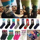 Womens Socks lot Mural Art Casual Socks Men Graffiti Unisex Paintings Socks Gift