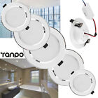 50X Dimmable LED Recessed Ceiling Down Light 3W 110V Downlight Lamp