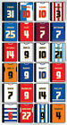 CHAMPIONSHIP LEAGUE FOOTBALL TEAM IPAD +AIR MINI FOLDING CASE STAND personalised