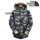 THE NORTH FACE Military McMurdo II Hooded Quilted 550 Dow...