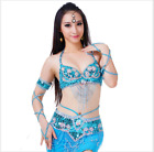 Professional Belly Dance Costumes Performance Dancewear Accessories Arm Cuff Set